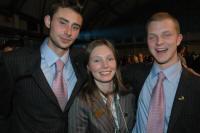 Helge, Linda og Petter